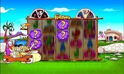 fred flintstone slot machine