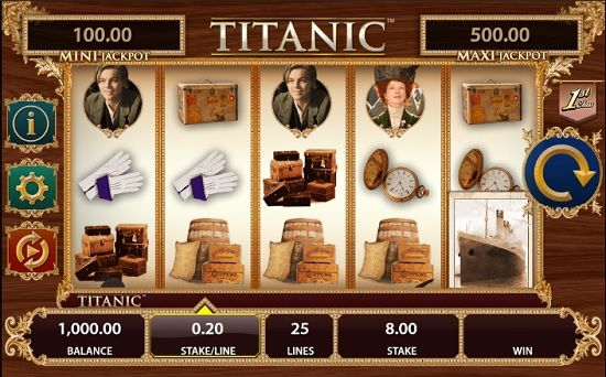 Titanic Slot Machine Online ᐈ Bally™ Casino Slots