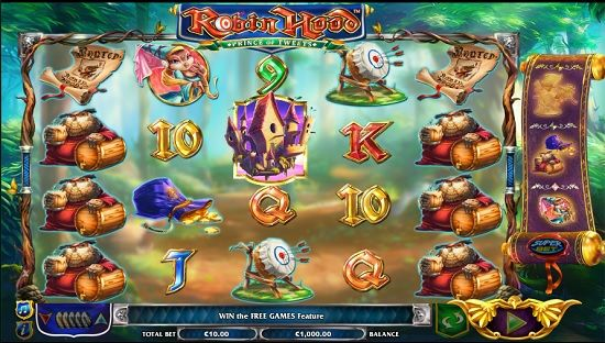 Robin Hood Prince Of Tweets™ Slot Machine Game to Play Free in NextGen Gamings Online Casinos