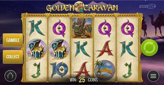 Golden Caravan Slot Machine - Play Online for Free Now