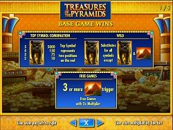 Treasures of Tombs Hidden Gold Slots - Play Online for Free