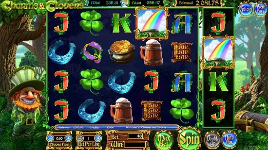 Charms and Clovers Slots - Free Slot Machine Game - Play Now