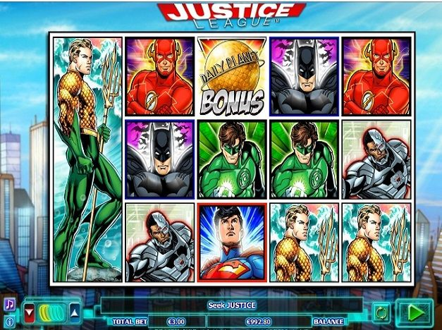 Justice League Slot Machine Online ᐈ NextGen Gaming™ Casino Slots