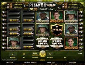 Platoon Slot Machine - Play Free iSoftbet Slot Games Online