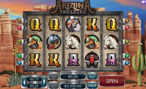 Arizone Treasure Slot Machine Online ᐈ Genesis Gaming™ Casino Slots