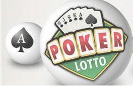Lottery poker