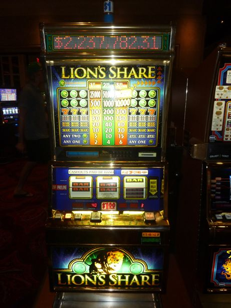 mgm grand slot machines best odds