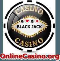online blackjack logo