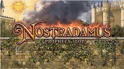 nostradamus slot logo