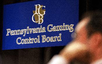 pa gaming board