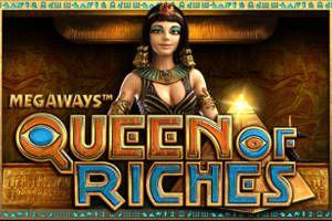 queen-of-riches-slot-logo