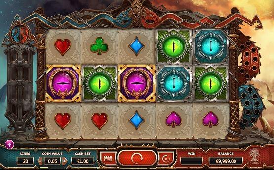 double dragons slot screenshot big