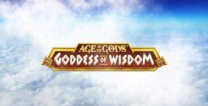 Age of The Gods™ Goddess Of Wisdom Slot logo