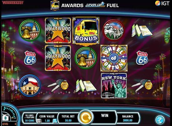 Wheel of Fortune On Tour Slot screenshot big
