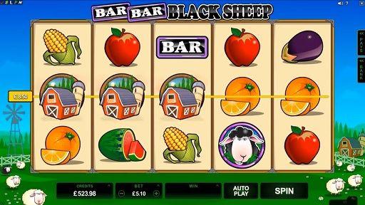 Bar Bar Black Sheep - 5 Reel Slot Machine Online ᐈ Microgaming™ Casino Slots