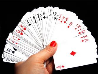 casino card decks