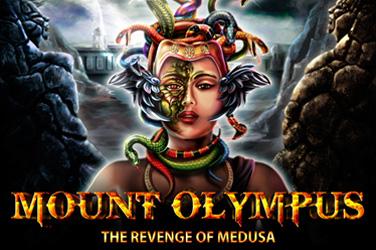 Mount olympus revenge of medusa